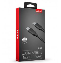 Кабель электрический Akai CE-468B/W