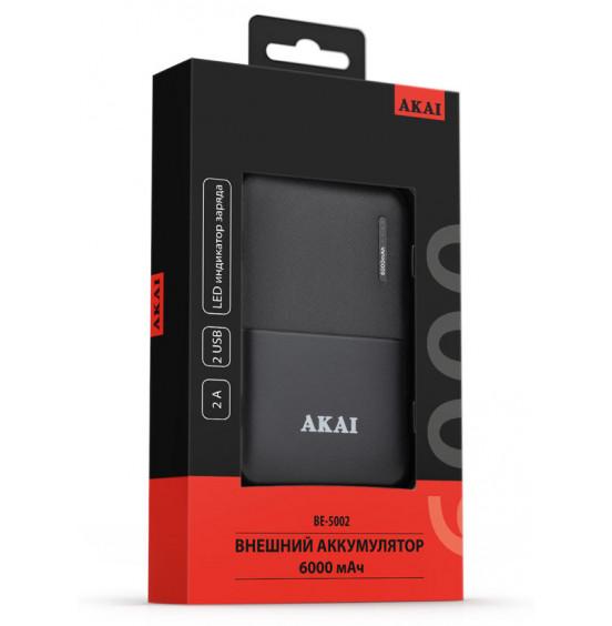 Зарядное устройство аккумуляторное Akai BE-5002B