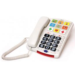 Телефон проводной Akai AT-S537