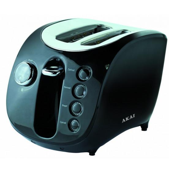 Тостер электрический Akai TP-1118B