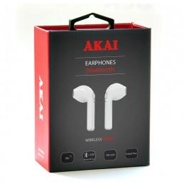 Наушники беспроводные с функцией Bluetooth Akai HD-222W