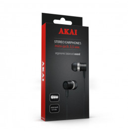 Наушники стереофонические Akai HD-615B