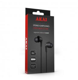Наушники стереофонические Akai HD-616B